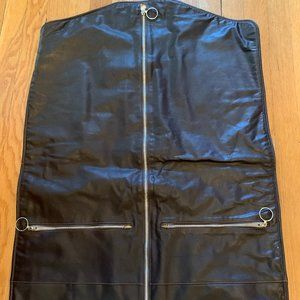 Marc Cross Leather Garment (suit Bag Made in Italy